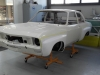 Opel Ascona A wit (158)