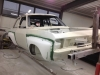 Opel Ascona A wit (286)