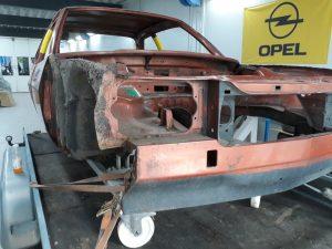 Opel Ascona B 400 R20
