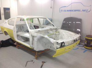 Opel Kadett C Coupe nr 23