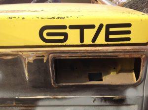 Opel Kadett C GTE nr 25