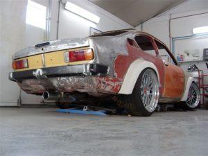 Opel Kadett C Extreme nr 01