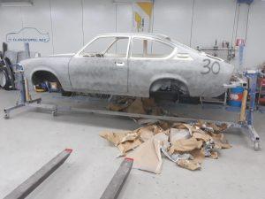 Opel Coupe Kadett C