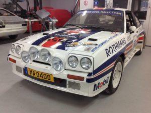 Rothmans Manta 400